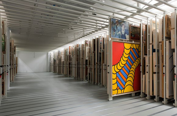 Art Storage For Printed Matter And Paintings Usa