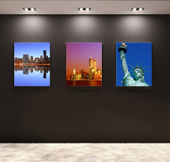Usa All About Gallery Lighting And Your Art Show