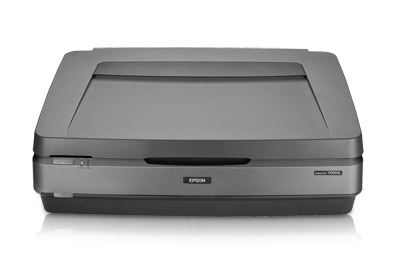 Large-format scanning for graphic artists - Epson 11000XL